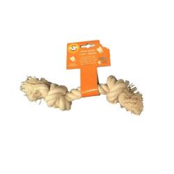 Cuerda Dental Dos Nudos para Perro (1)