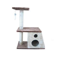 Rascador Funny House para Gato (1)