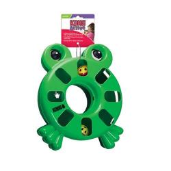 Juguete interactivo Puzzle Frog para Gato (6)