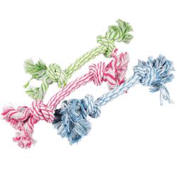 Cuerda Dental Bicolor para Perro (1)