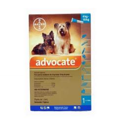 Advocate para Perros de 4-10 kg (1)