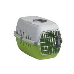 Transportin IATA Verde para Perro (1)