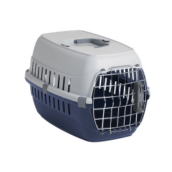 Transportin IATA Azul para Perro (6)