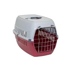 Transportin Rojo para Perro (1)
