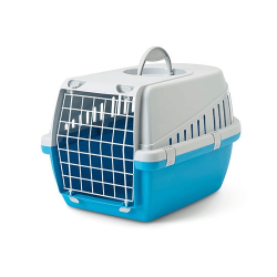 Transportin Trotter para Perro y/o Gato Color Azul (1)