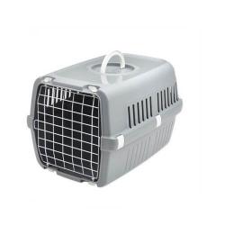 Transportin Zephos para Perro y/o Gato Color Gris (1)