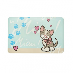 Estera para Cuenco Cat in Love