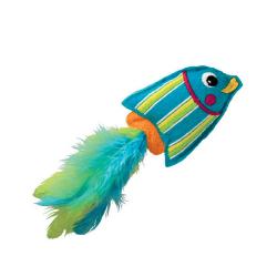 Peluche Tropics Fish para Gato (6)