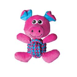 Cerdo Peluche Mordedor para Perro (6)