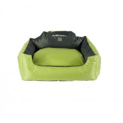 Cuna Natuna Verde-Gris para Perro (1)