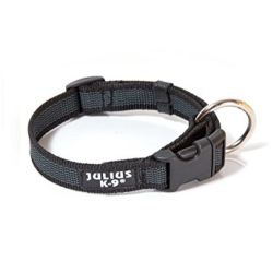 Collar Engomado Negro para Perro (1)