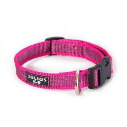 Collar Engomado Rosa para Perro (1)