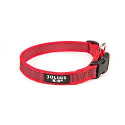 Collar Engomado Rojo para Perro (1)