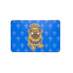 Estera para Cuenco Perro con Corona (1)