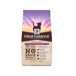 Hills Ideal Balance-IB Adult Grain Free Pollo y Patata para Gato (1)
