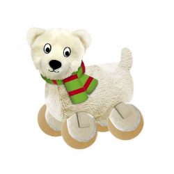 Peluche Oso Polar Navidad para Perro (6)