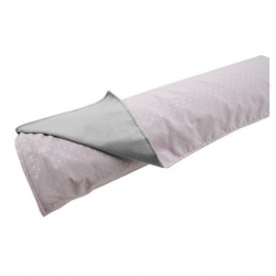 Manta Cubre Sofá con Cojín Persa Color Rosa para Perro (1)