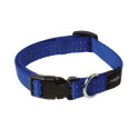 Collar Nylon Azul Oscuro para Perro (1)