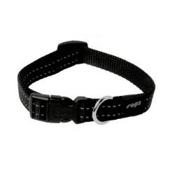Collar Nylon Negro para Perro (6)