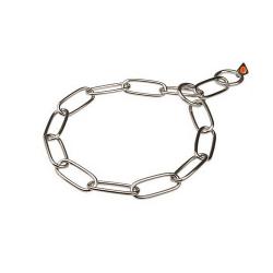 Collar Metálico Sprenger Acero Inoxidable Eslabón Fino para (1)