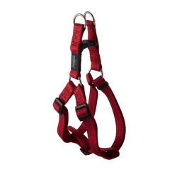 Rogz-Arnés Special Nylon Rojo para Perro (1)