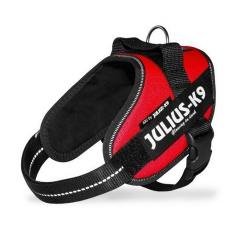 Arnés Julius K9 IDC Color Rojo para Perro (6)
