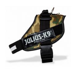 Arnés Julius K9 IDC Estampado Militar para Perro (6)