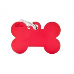 Bone Grande Aluminio Rojo (1)
