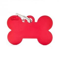Bone XL Aluminio Rojo (6)
