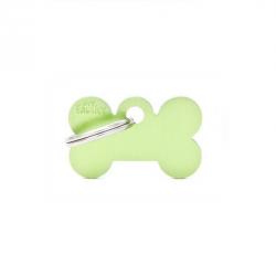 Bone Pequeño Aluminio Verde (1)