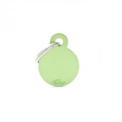 Circle Pequeño Aluminio Verde (6)