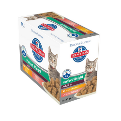 SP Feline Adult Perfect Weight (Lata) (6)