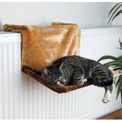 Hamaca para Radiador Beige para Gato (6)