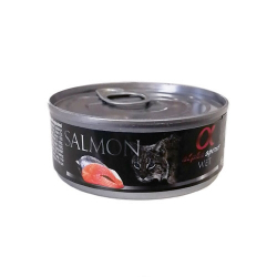 Feline Adult Salmón 85 Gr Húmedo (6)