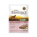 True Instinct-No Grain Medium Salmón con Verduras 300Gr Húmedo. (1)