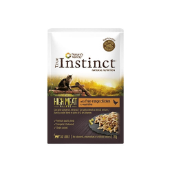 True Instinc Feline Hight Meat Pollo 70 Gr Húmedo (1)