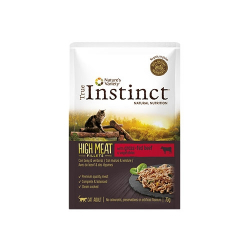 True Instinct-Feline Hight Meat Buey 70 Gr Húmedo (1)