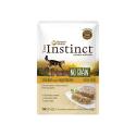 True Instinct-Feline No Grain Pollo 70 Gr Húmedo. (1)