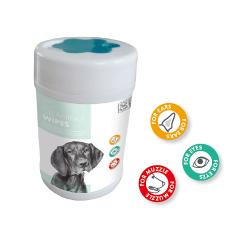 Toallitas de Limpieza para Perro (6)