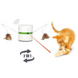Juguete Interactivo Meow 2 en 1 para Gato (6)