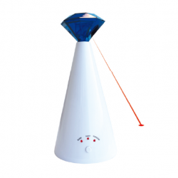 Juguete Interactivo Crazy Laser para Gato (6)
