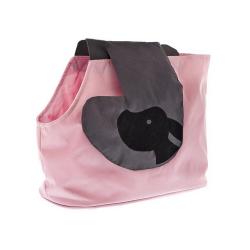 Bolsa Burcina Color Rosa para Perro (1)