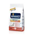 Affinity Advance-Gatos Esterilizados Salmón y Cebada (3)