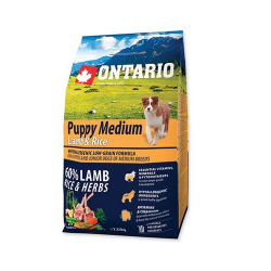 Superpremium Puppy Medium Cordero y Arroz (6)