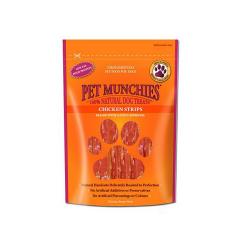 Snacks Naturales Tiras de Pollo para Perro (4)
