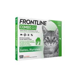 Frontline-Spot-on Combo Gato (2)