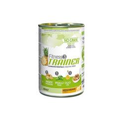 Fitness 3 Adult Medium-Maxi Vegetal (Sin Cereal). Húmedo. (6)
