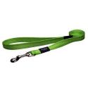 Correa Nylon Verde Lima para Perros (1)