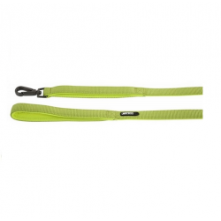 Correa Nylon y Neopreno Verde para Perro (6)
