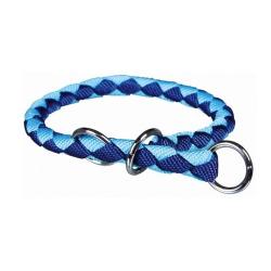 Collar Estrangulador Cavo Turquesa-Azul para Perro (1)